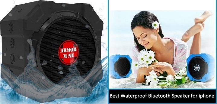 Best waterproof Bluetooth Speakers for iPhone 2015