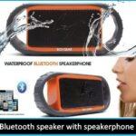 Best waterproof Bluetooth Speakers for iPhone 2018