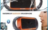 EcoxGear offers Bluetooth speaker with speakerphone for iPhone and android 2015