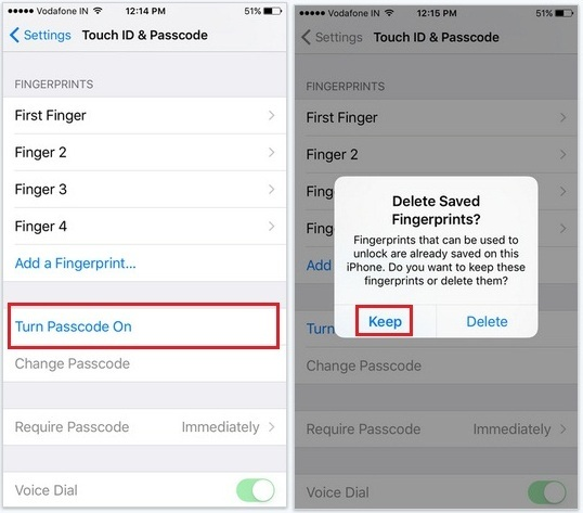 How to setup 6 digit Passcode on iPhone Air, iPad Mini