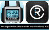Best digital Police radio scanner apps for iPhone 6