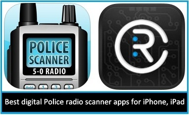 Best digital Police radio scanner apps for iPhone 6