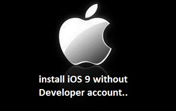 Install iOS 9 without Developer account in iPhone, iPad and iPod