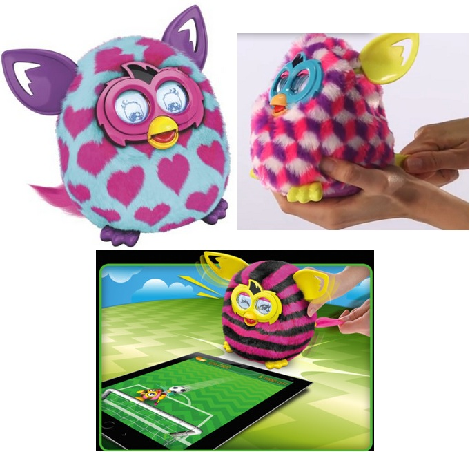 Best games for Kids by Furby iOS supported