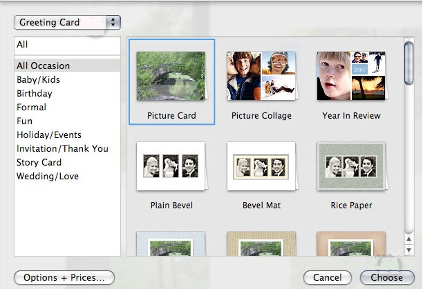 Best Greeting Card Maker For Mac OS X