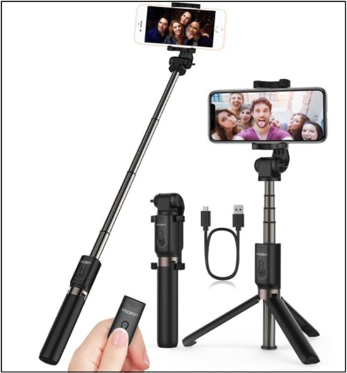 1 Yoozon Selfie Stick for iPhone