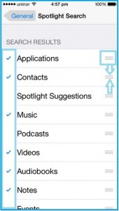 How to manage and customize spotlight search in iPhone, iPad