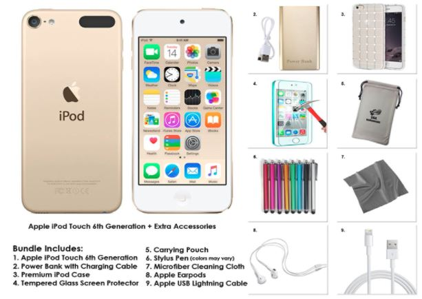1 iPod Touch 6th on deal