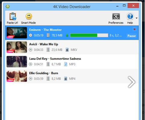 Windows Video Download From YouTube