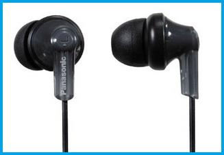 Best earphone for iPhone - Panasonic