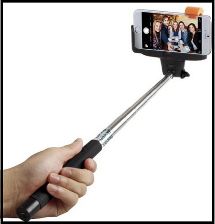 iPhone 6 camera stick for rear camera