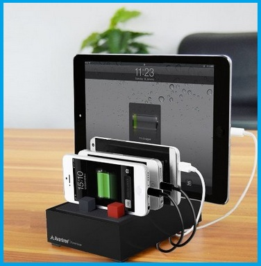 8 Best Multiport Usb Charging Dock With Stand 2018 Charge