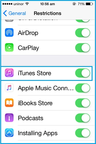 app disappeared from iphone home screen itunes icon missing on home screen in iphone ipod touch 18285