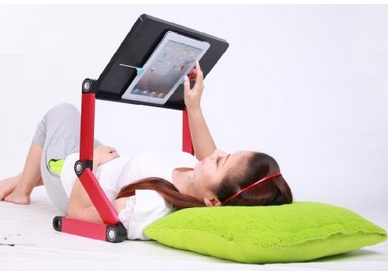 iPad Stand for Book and Tablets