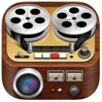 Vintagio: Vintage video maker iOS app