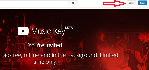 Subscribe Music Key for YouTube offline