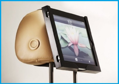iPad car mount holder stand for sit