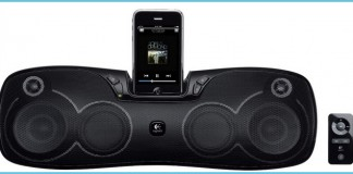 iPod Touch Speaker dock by logitech