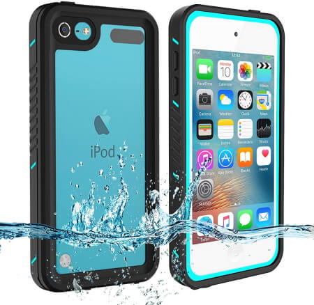 BESINPO Full-Body Protective Built-in Screen Protector
