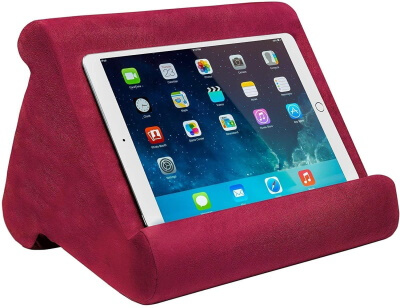 Best Pillow Pad Stand for iPad