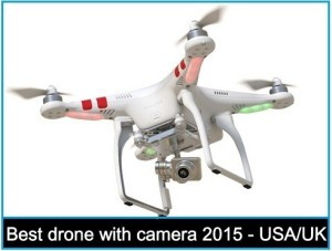 Best Drone With Camera 2018 – Best in the USA, the UK