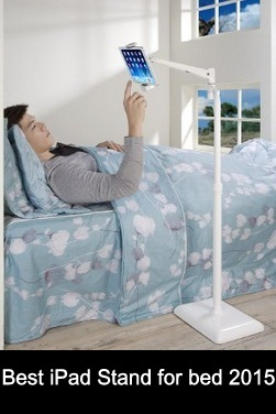 Excellent rotating iPad floor stand for Bed, Exercises
