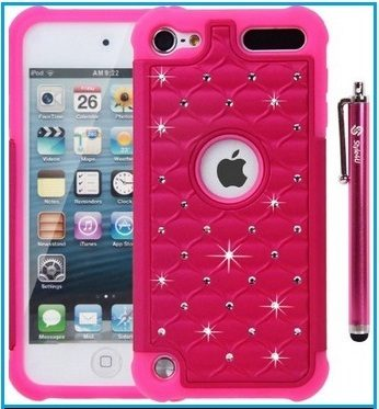 Best iPod Touch 6th Generation case for Women and Girls 2015