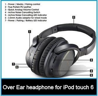 Bluetooth A list of Best iPod touch 6th gen Wireless headphones