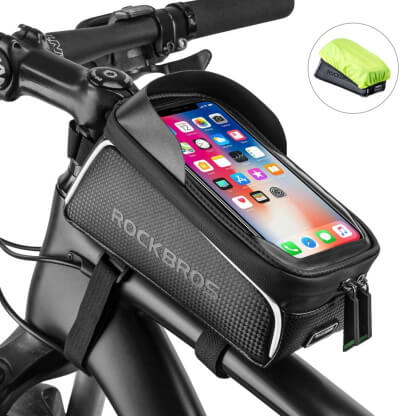 Bicycle Bag Waterproof Bike Mount for iPhone