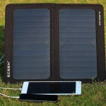 6 Best Portable Solar charger for iPhone, iPad, Mac, Laptop: 2018