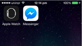 How to turn on auto save Photo FB messenger on iOS 8 and iOS 9