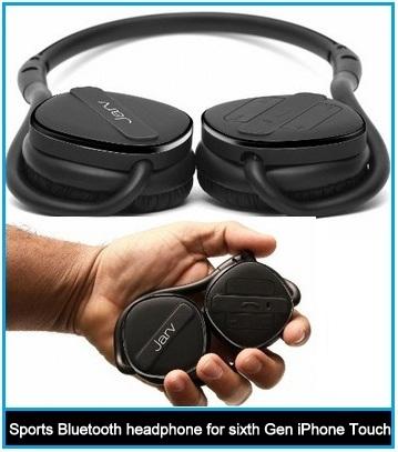 Best iPod touch 6th gen Wireless headphones