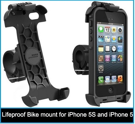 newest 10ede 50d46 Best Bike Mount Holder for iPhone 5, iPhone 5s, iPhone SE 2017