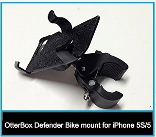 OtterBox Defender Bike mount for iPhone 5S and iPhone 5