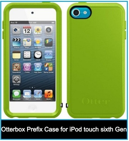 Otterbox Prefix Case for iPod touch sixth generation 2015