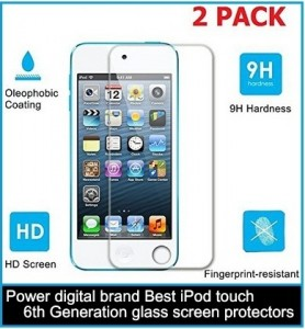 Best iPod touch 6th Generation Glass Screen Protectors: 2018 Deals