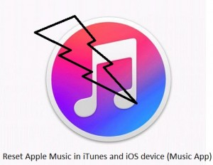 How to Reset apple music artist in iTunes on Mac OS X Yosemite