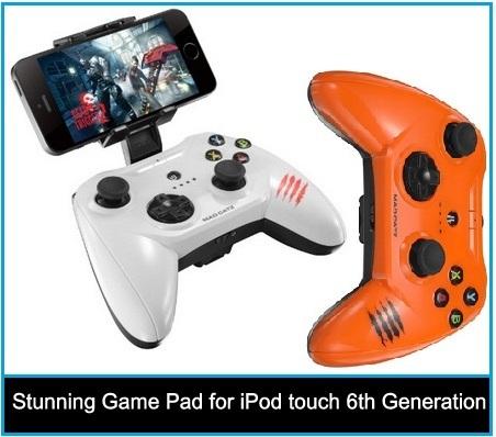 Best iPod touch 6 Gen wireless Gaming Controller
