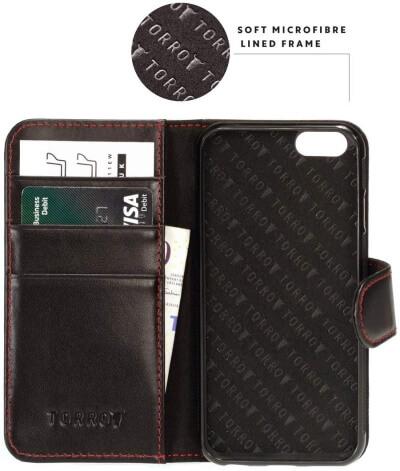TORRO iPhone 6S Plus Leather Case