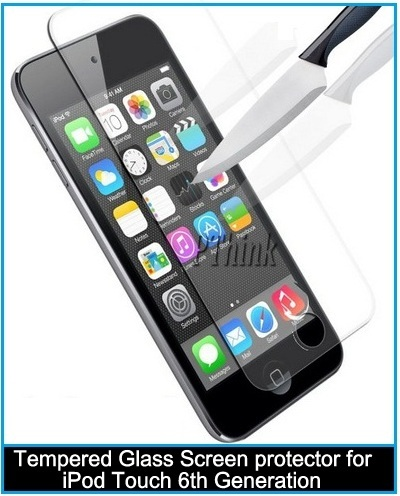 top best Tempered Glass Screen protector for iPod Touch 6th Generation