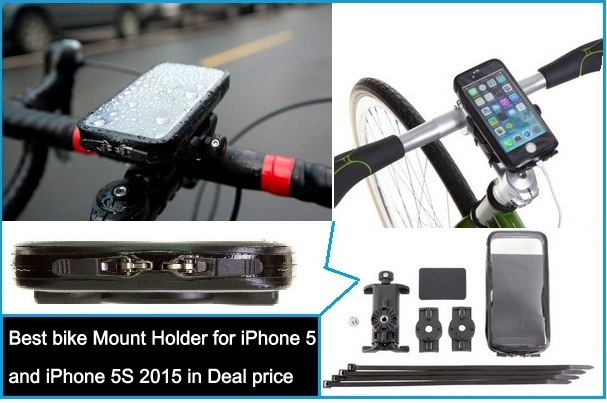 Best Bike Mount holder for iPhone 5 and iPhone 5S