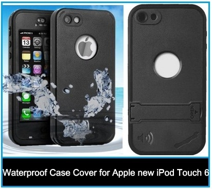 Waterproof case cover for Apple new iPod Touch 6th Gen 2015