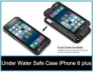 Best iPhone 6 Plus Waterproof Case snorkeling