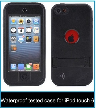 Best Waterproof Cases for iPod Touch 6th Generation
