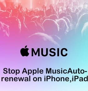 disable Apple Music Auto renewal on iPhone 6 iPhone 6 Plus , iPhone 5S