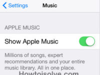 How to Turn Off Apple Music on iPhone Music App [Video Guide]