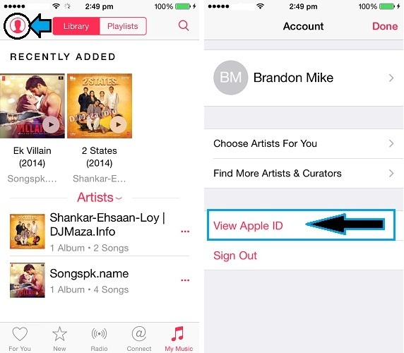 How Do I Stop or disable Apple Music Auto renewal on iPhone, iPad