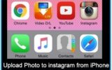 how to upload photo to instagram from iPhone 6, iPhone 6 Plus
