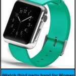 Best Apple Watch third party bands for Women