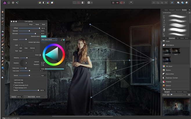 Photoshop alternatives for Mac OS X ALL version